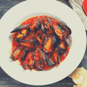 5 300x300 - Мидии в томатном соусе