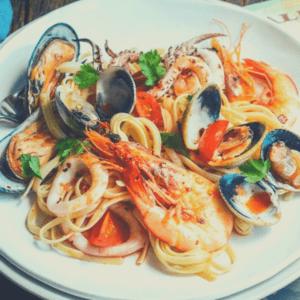 1 300x300 - Паста с морепродуктами