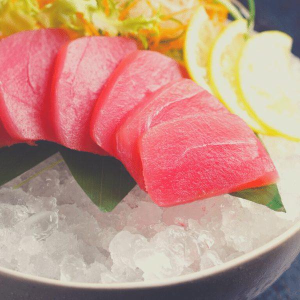 1 4 - Сашими из тунца